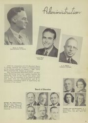 Page 11, 1949 Edition, Ottawa High School - Recorder Yearbook (Ottawa, KS) online yearbook collection