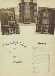 Page 9, 1949 Edition, Ottawa High School - Recorder Yearbook (Ottawa, KS) online yearbook collection