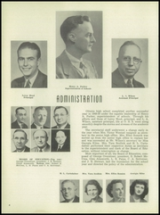 Page 10, 1950 Edition, Ottawa High School - Recorder Yearbook (Ottawa, KS) online yearbook collection