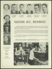 Page 12, 1950 Edition, Ottawa High School - Recorder Yearbook (Ottawa, KS) online yearbook collection
