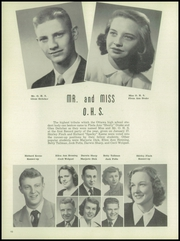 Page 16, 1950 Edition, Ottawa High School - Recorder Yearbook (Ottawa, KS) online yearbook collection