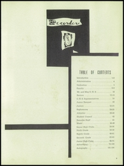 Page 9, 1950 Edition, Ottawa High School - Recorder Yearbook (Ottawa, KS) online yearbook collection