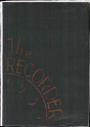 1951 Edition, Ottawa High School - Recorder Yearbook (Ottawa, KS)
