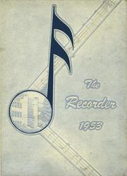 1953 Edition, Ottawa High School - Recorder Yearbook (Ottawa, KS)