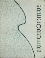 Page 1, 1954 Edition, Ottawa High School - Recorder Yearbook (Ottawa, KS) online yearbook collection