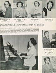 Page 15, 1954 Edition, Ottawa High School - Recorder Yearbook (Ottawa, KS) online yearbook collection