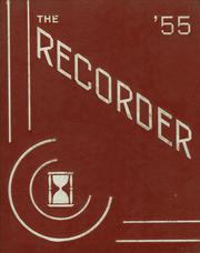 1955 Edition, Ottawa High School - Recorder Yearbook (Ottawa, KS)