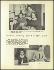 Page 13, 1957 Edition, Ottawa High School - Recorder Yearbook (Ottawa, KS) online yearbook collection