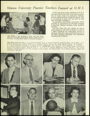 Page 14, 1957 Edition, Ottawa High School - Recorder Yearbook (Ottawa, KS) online yearbook collection