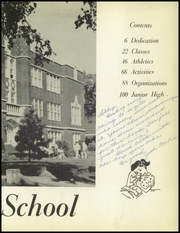 Page 7, 1957 Edition, Ottawa High School - Recorder Yearbook (Ottawa, KS) online yearbook collection