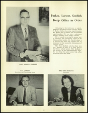 Page 12, 1958 Edition, Ottawa High School - Recorder Yearbook (Ottawa, KS) online yearbook collection