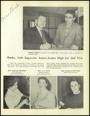 Page 13, 1958 Edition, Ottawa High School - Recorder Yearbook (Ottawa, KS) online yearbook collection