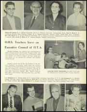 Page 15, 1958 Edition, Ottawa High School - Recorder Yearbook (Ottawa, KS) online yearbook collection