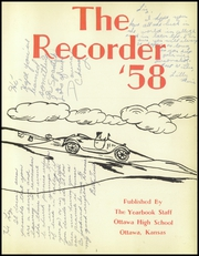 Page 5, 1958 Edition, Ottawa High School - Recorder Yearbook (Ottawa, KS) online yearbook collection