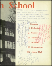 Page 7, 1958 Edition, Ottawa High School - Recorder Yearbook (Ottawa, KS) online yearbook collection