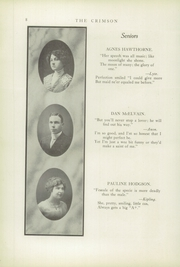 Page 10, 1913 Edition, Fort Scott High School - Yearbook (Fort Scott, KS) online yearbook collection