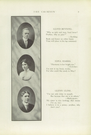 Page 11, 1913 Edition, Fort Scott High School - Yearbook (Fort Scott, KS) online yearbook collection