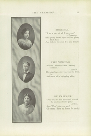 Page 13, 1913 Edition, Fort Scott High School - Yearbook (Fort Scott, KS) online yearbook collection