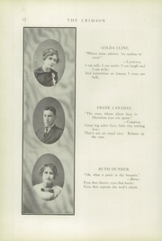 Page 14, 1913 Edition, Fort Scott High School - Yearbook (Fort Scott, KS) online yearbook collection