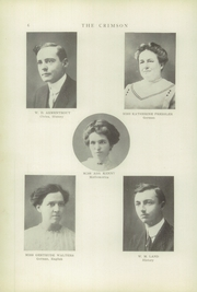 Page 8, 1913 Edition, Fort Scott High School - Yearbook (Fort Scott, KS) online yearbook collection