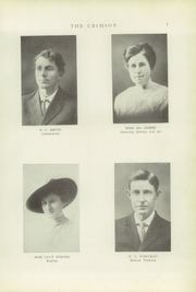 Page 9, 1913 Edition, Fort Scott High School - Yearbook (Fort Scott, KS) online yearbook collection