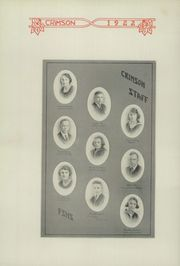 Page 6, 1922 Edition, Fort Scott High School - Yearbook (Fort Scott, KS) online yearbook collection
