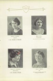 Page 17, 1925 Edition, Fort Scott High School - Yearbook (Fort Scott, KS) online yearbook collection