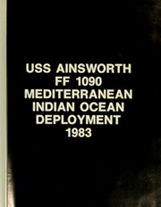 Page 5, 1983 Edition, Ainsworth (FF 1090) - Naval Cruise Book online yearbook collection