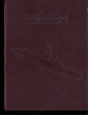 Ainsworth (FF 1090) - Naval Cruise Book online yearbook collection, 1988 Edition, Page 1