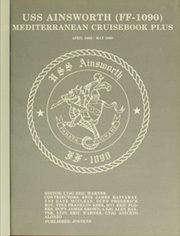 Page 5, 1990 Edition, Ainsworth (FF 1090) - Naval Cruise Book online yearbook collection