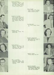 Page 12, 1955 Edition, Atchison High School - Trailblazer Yearbook (Atchison, KS) online yearbook collection