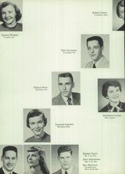 Page 16, 1955 Edition, Atchison High School - Trailblazer Yearbook (Atchison, KS) online yearbook collection
