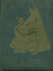 Page 1, 1956 Edition, Atchison High School - Trailblazer Yearbook (Atchison, KS) online yearbook collection