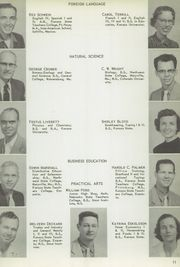 Page 11, 1956 Edition, Atchison High School - Trailblazer Yearbook (Atchison, KS) online yearbook collection