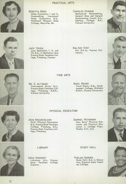 Page 12, 1956 Edition, Atchison High School - Trailblazer Yearbook (Atchison, KS) online yearbook collection