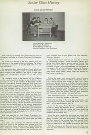 Page 15, 1956 Edition, Atchison High School - Trailblazer Yearbook (Atchison, KS) online yearbook collection