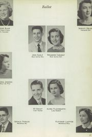 Page 17, 1956 Edition, Atchison High School - Trailblazer Yearbook (Atchison, KS) online yearbook collection