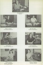 Page 7, 1956 Edition, Atchison High School - Trailblazer Yearbook (Atchison, KS) online yearbook collection