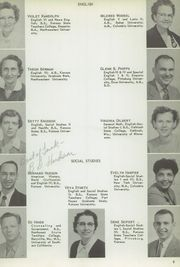 Page 9, 1956 Edition, Atchison High School - Trailblazer Yearbook (Atchison, KS) online yearbook collection