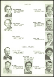 Page 12, 1957 Edition, Atchison High School - Trailblazer Yearbook (Atchison, KS) online yearbook collection