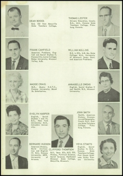 Page 10, 1958 Edition, Atchison High School - Trailblazer Yearbook (Atchison, KS) online yearbook collection