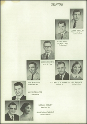 Page 16, 1958 Edition, Atchison High School - Trailblazer Yearbook (Atchison, KS) online yearbook collection