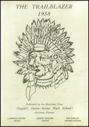 Page 3, 1958 Edition, Atchison High School - Trailblazer Yearbook (Atchison, KS) online yearbook collection