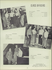 Page 15, 1951 Edition, Buhler High School - Mangonel Yearbook (Buhler, KS) online yearbook collection