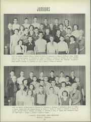 Page 16, 1951 Edition, Buhler High School - Mangonel Yearbook (Buhler, KS) online yearbook collection