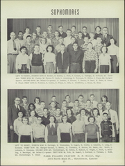 Page 17, 1951 Edition, Buhler High School - Mangonel Yearbook (Buhler, KS) online yearbook collection