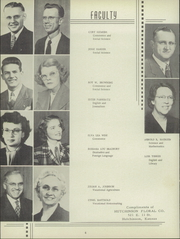 Page 8, 1951 Edition, Buhler High School - Mangonel Yearbook (Buhler, KS) online yearbook collection