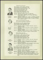 Page 17, 1951 Edition, Augusta High School - Augustan Yearbook (Augusta, KS) online yearbook collection