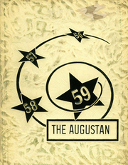 Page 1, 1959 Edition, Augusta High School - Augustan Yearbook (Augusta, KS) online yearbook collection