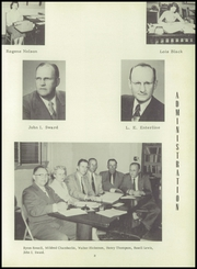 Page 11, 1954 Edition, Valley Center High School - Hornet Yearbook (Valley Center, KS) online yearbook collection